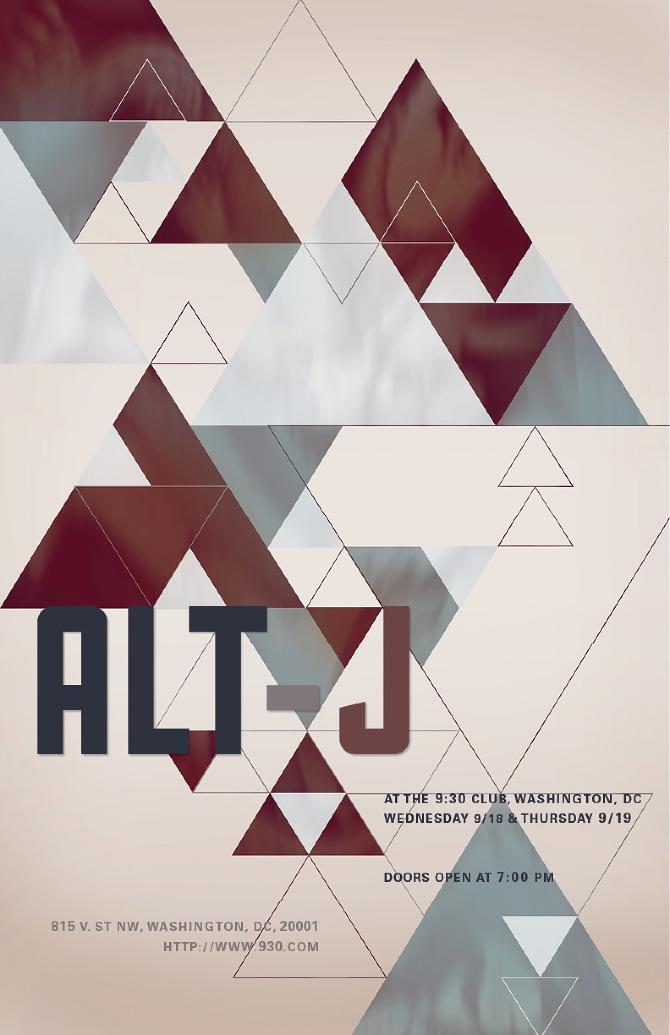 Alt-J Triangle Mac